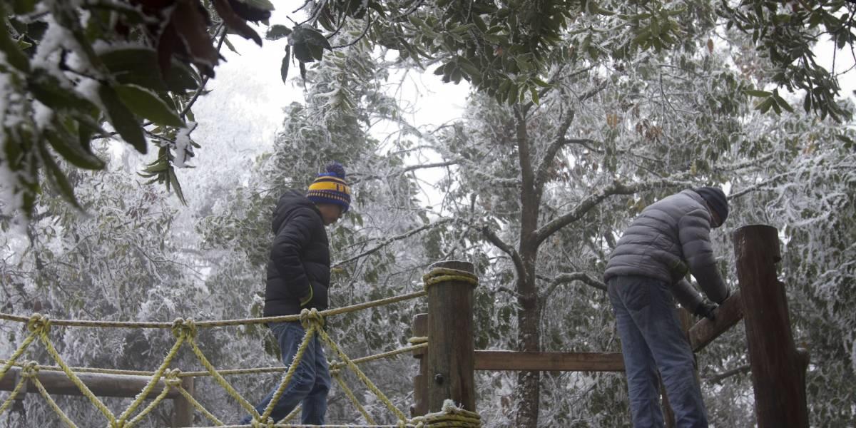 México aún espera 25 frentes fríos en invierno