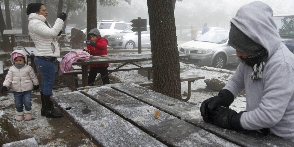Frente frío 24 provocará bajas temperaturas y potencial de lluvias en gran parte del país