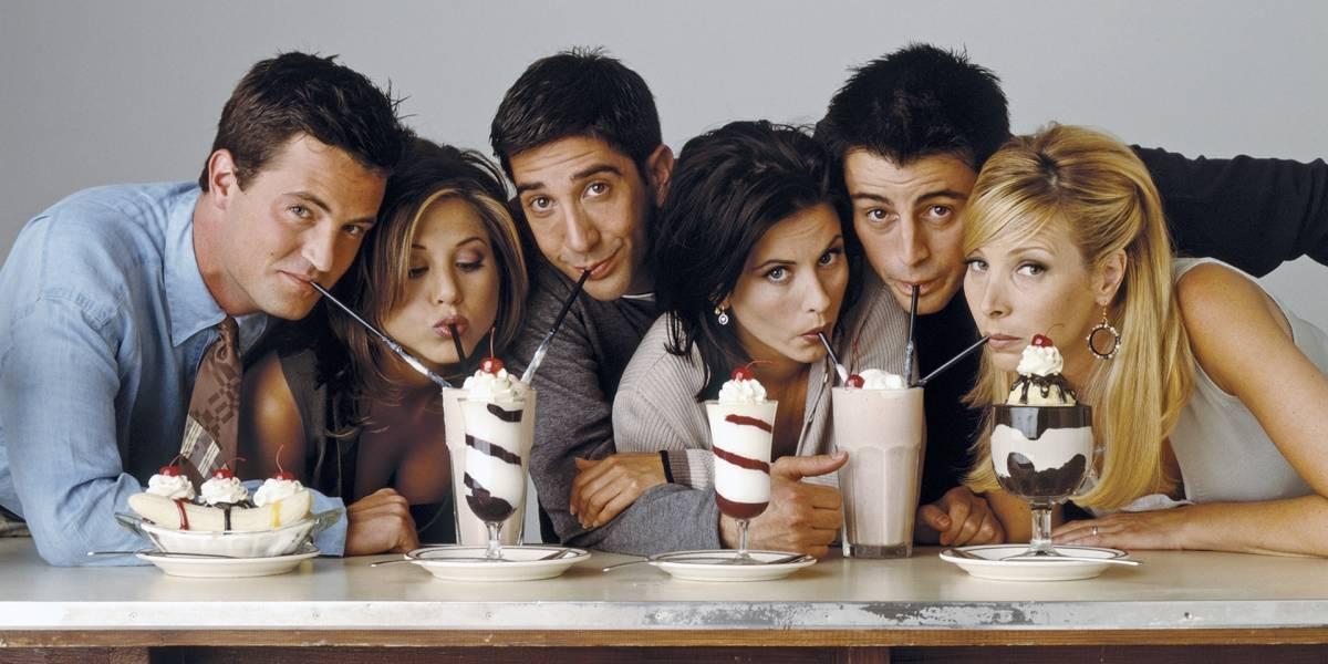 """""""Friends"""" llega a los cines chilenos para celebrar sus 25 años"""