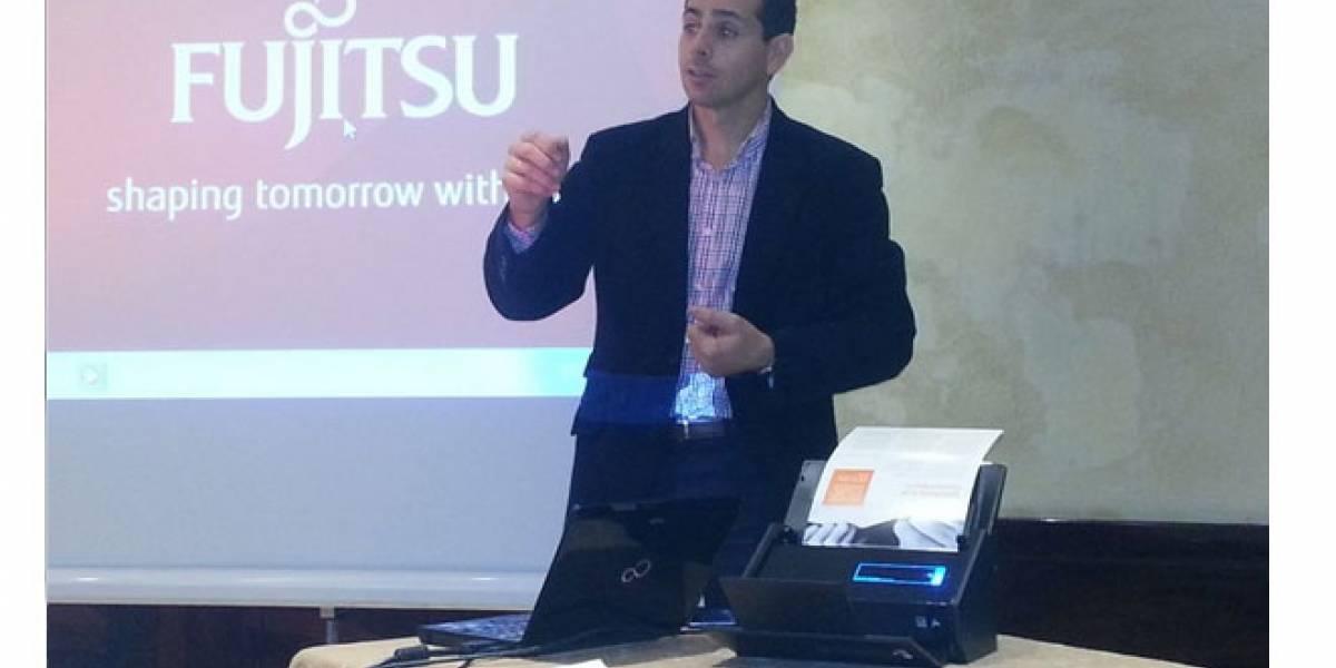 Fujitsu nos presentó el Scan Snap iX500, su nuevo escáner con WiFi