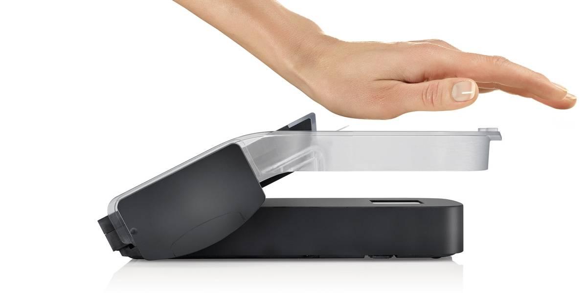 Fujitsu crea un sistema de identificación que usa la palma de la mano