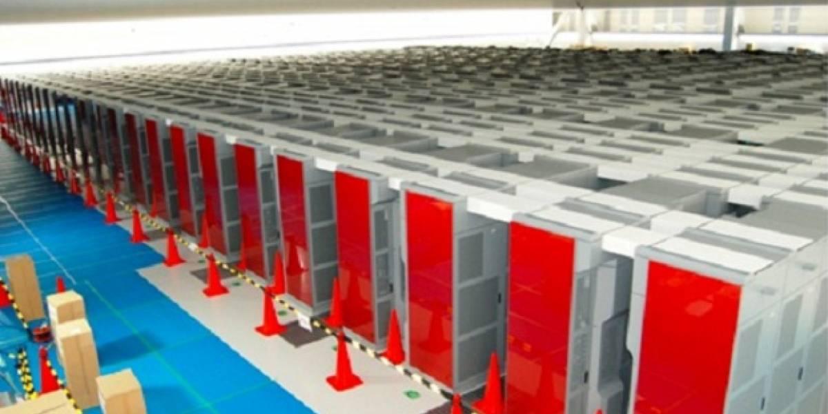 El Fujitsu K es ahora el supercomputador más potente del mundo