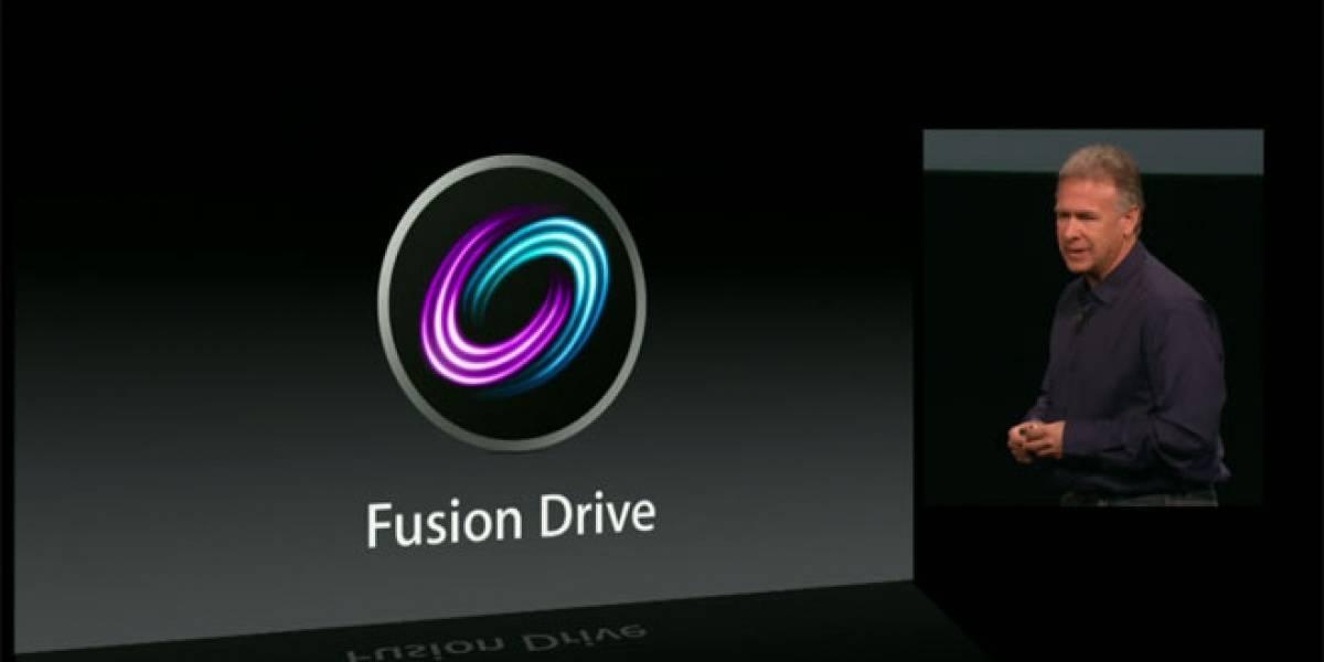 Usuario de Mac construye un Fusion Drive para su computadora actual