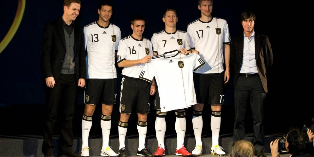 Fanáticos de la selección de Alemania, en peligro de ser monitoreados