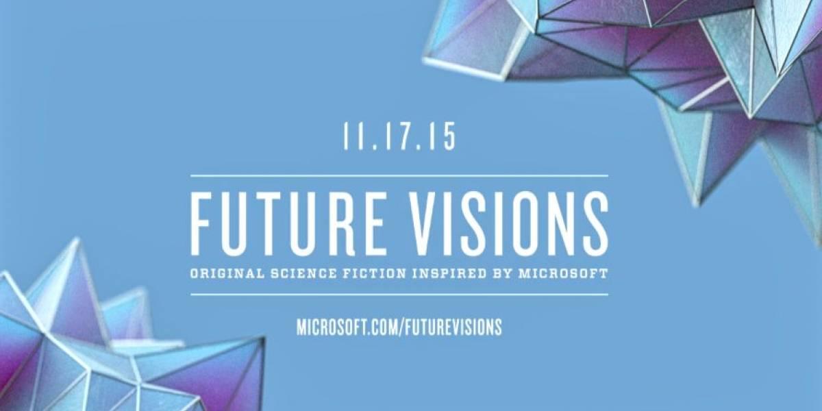 Microsoft anuncia Future Visions, una serie de cuentos cortos sobre ciencia ficción