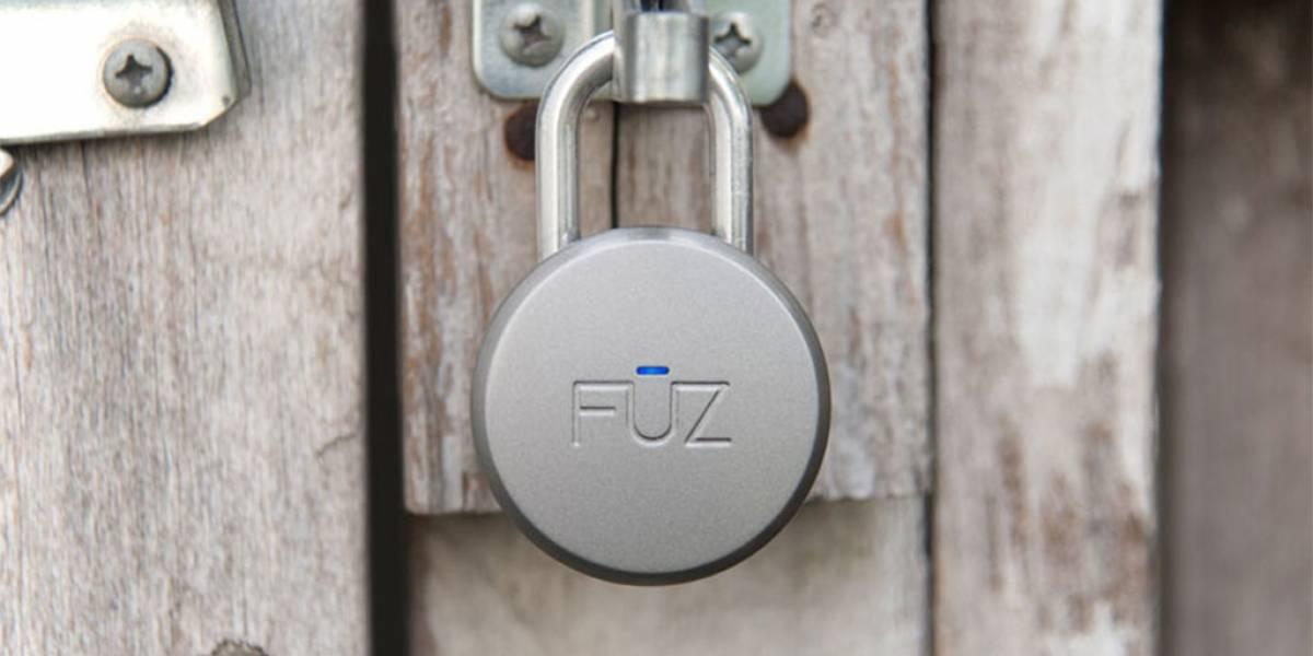 Noke, el candado Bluetooth que le dice adiós a las llaves