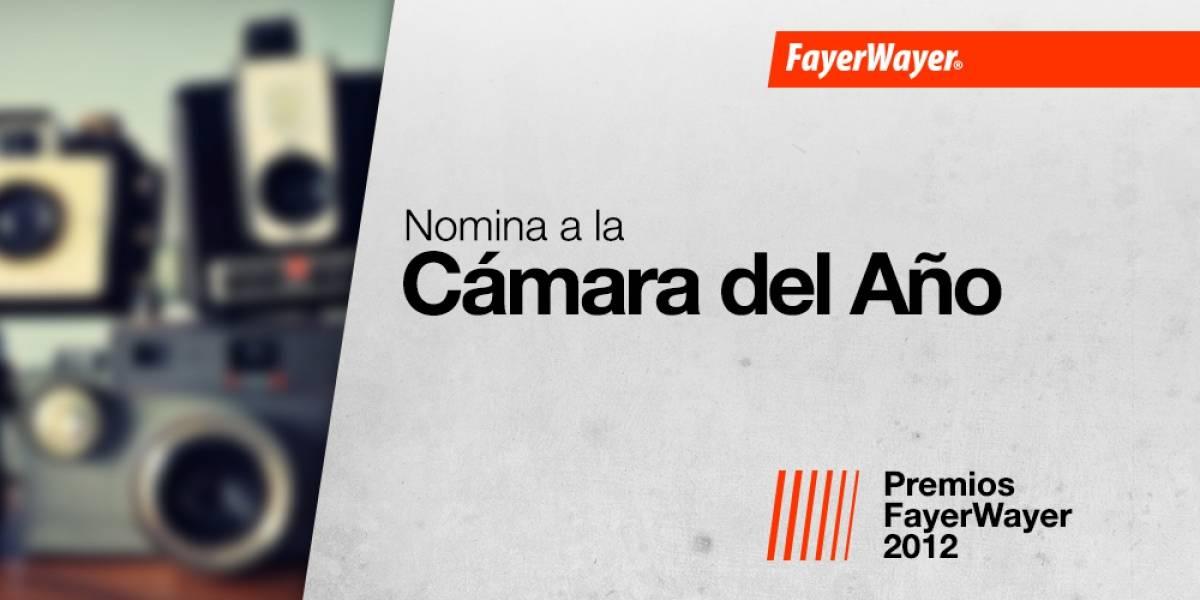 Nomina a tus candidatos para la Cámara del Año 2012