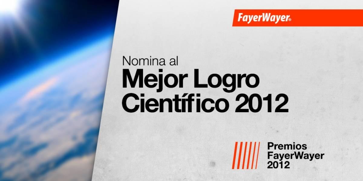 Nomina a tus candidatos para el Mejor Logro Científico del 2012