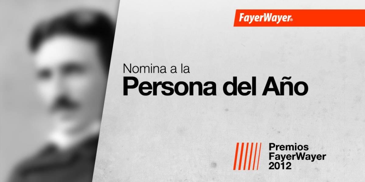 Nomina a tus candidatos para la Persona del Año 2012