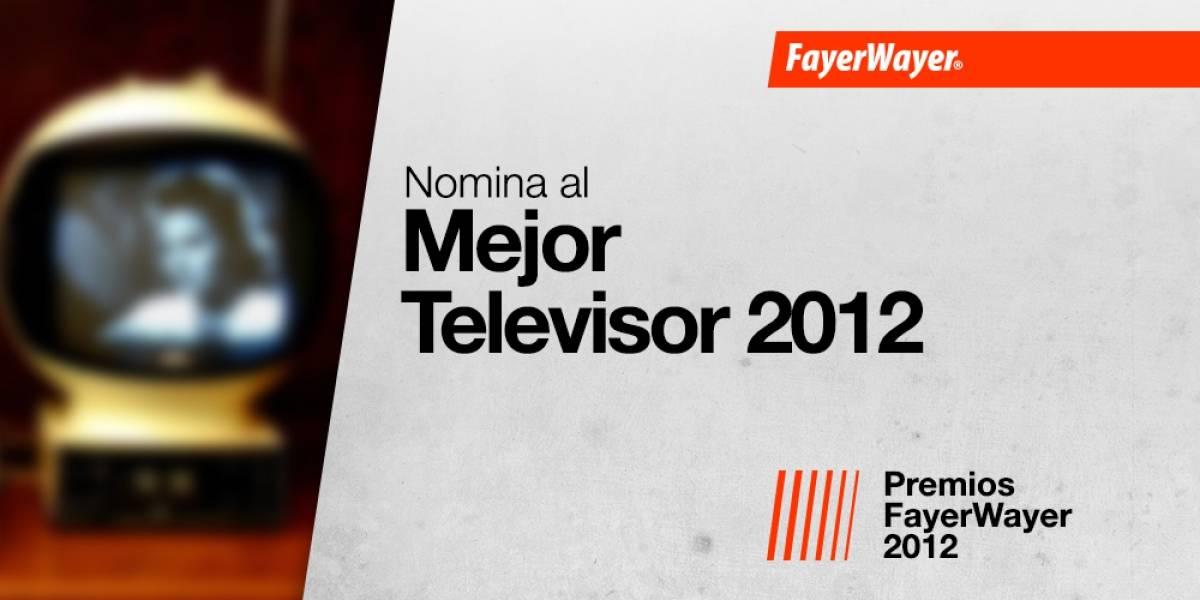 Nomina a tus candidatos para el Mejor Televisor del 2012
