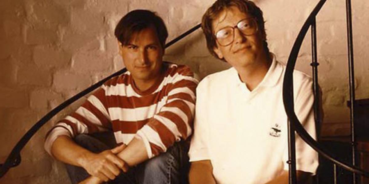 En 50 años habrá estatuas de Bill Gates, no de Steve Jobs