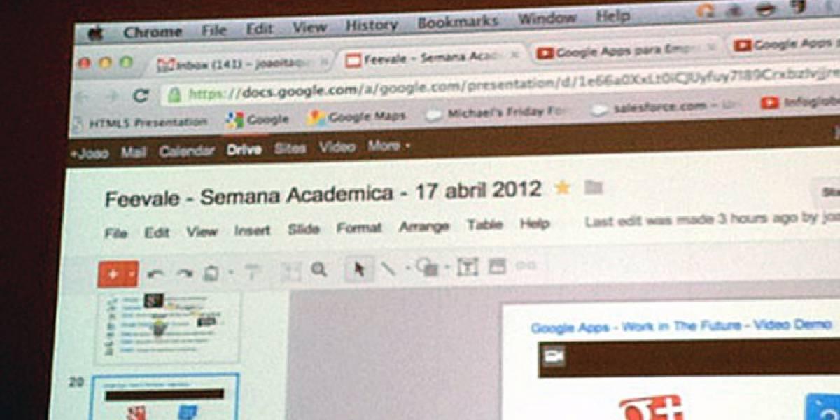 Se filtra nueva imagen de Google Drive