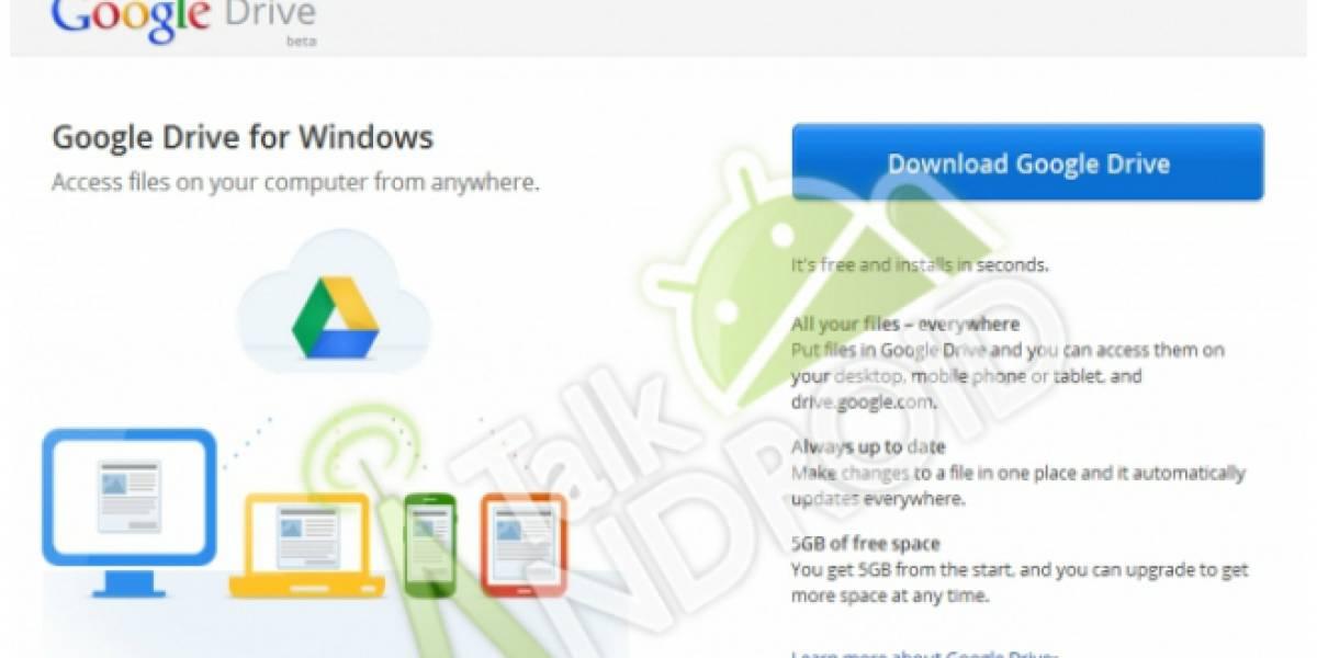 Nuevos reportes indican que Google Drive ofrecerá 5GB gratuitos en la nube