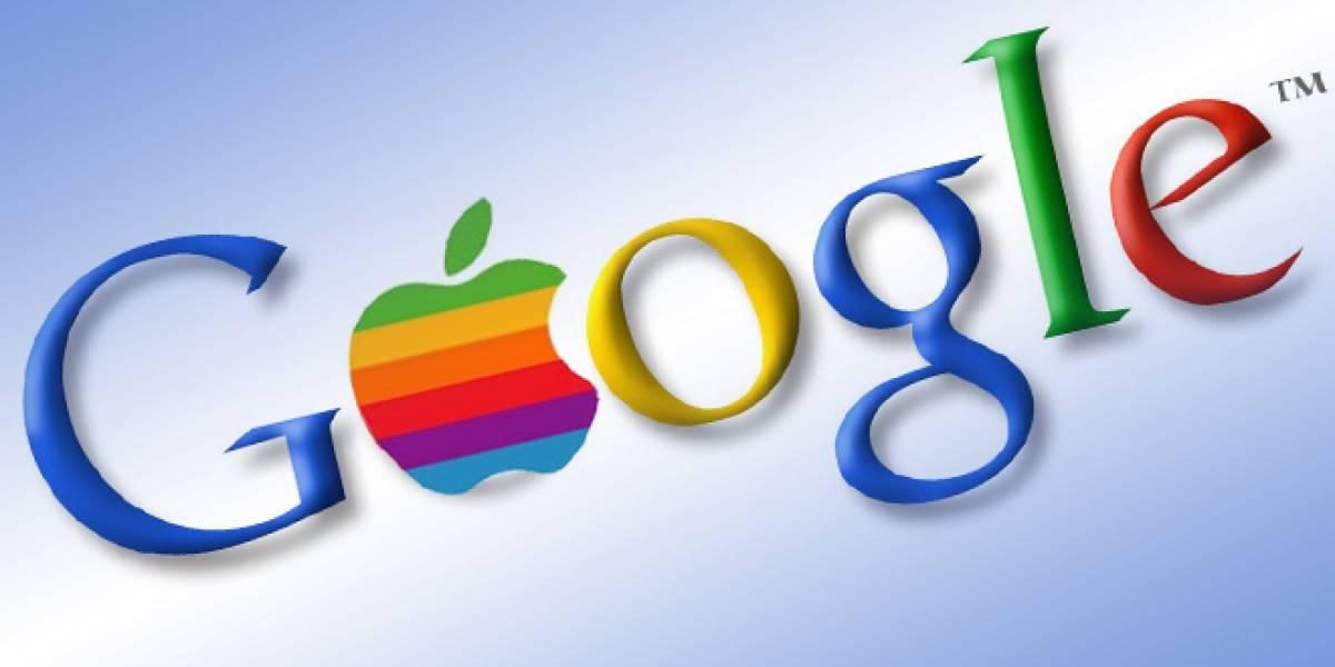 Juez acusa a Apple y Google de utilizar las demandas como estrategia de negocios