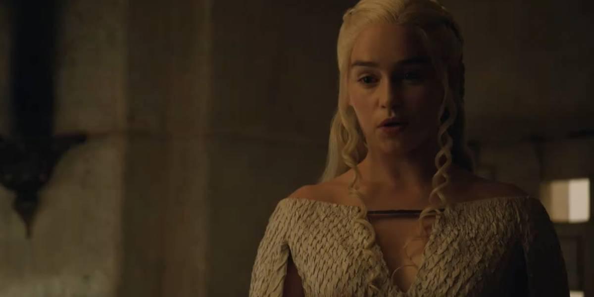Este es el trailer de Game of Thrones revelado en la conferencia de Apple