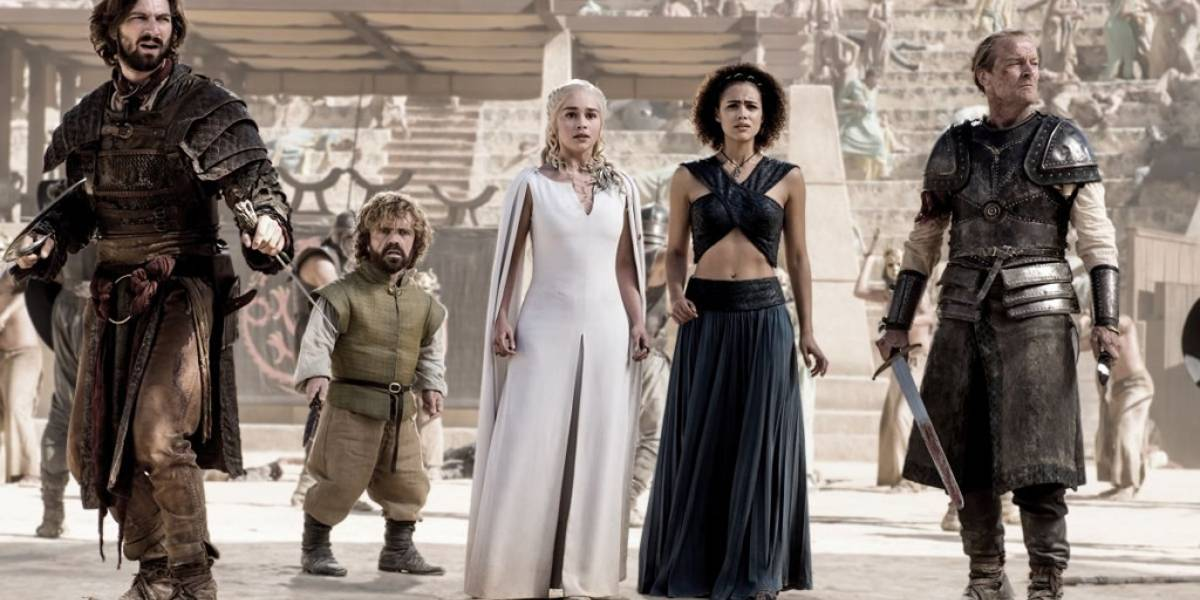Game of Thrones arrasó en la entrega de los Emmy