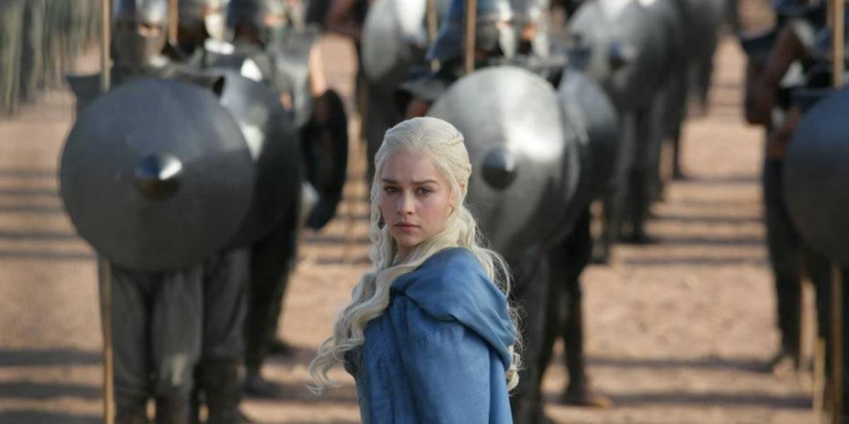 Primer episodio de tercera temporada de Game of Thrones rompe récords por BitTorrent