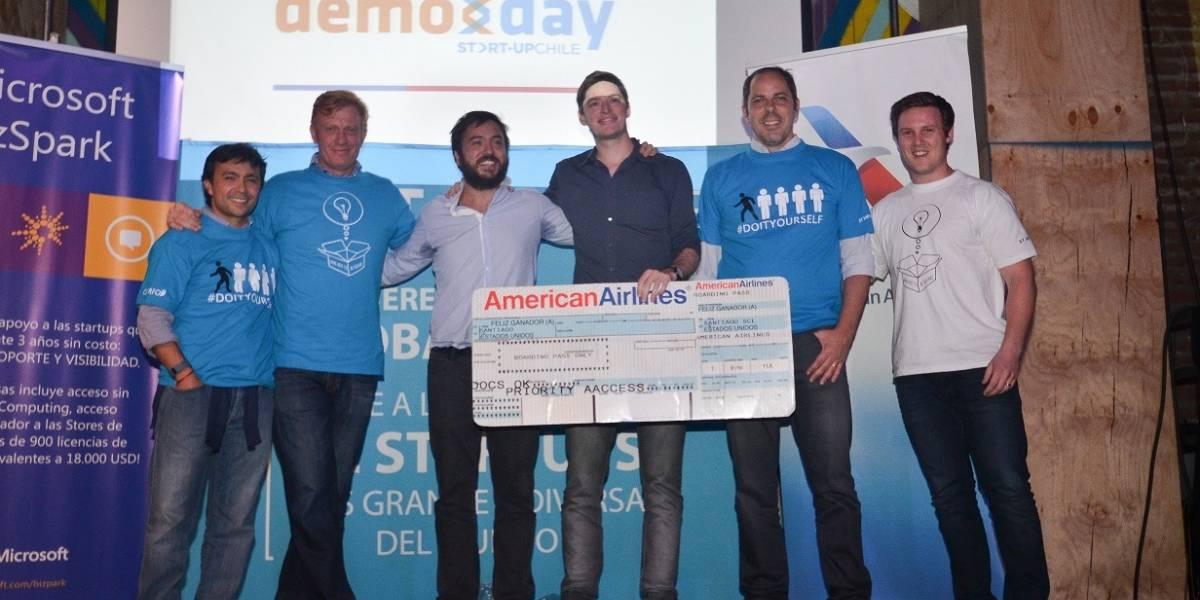 Guarnic se queda con el primer lugar del Demo Day de Start-Up Chile