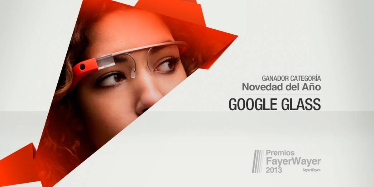 Google Glass elegido la novedad de 2013 [Pila de Oro]