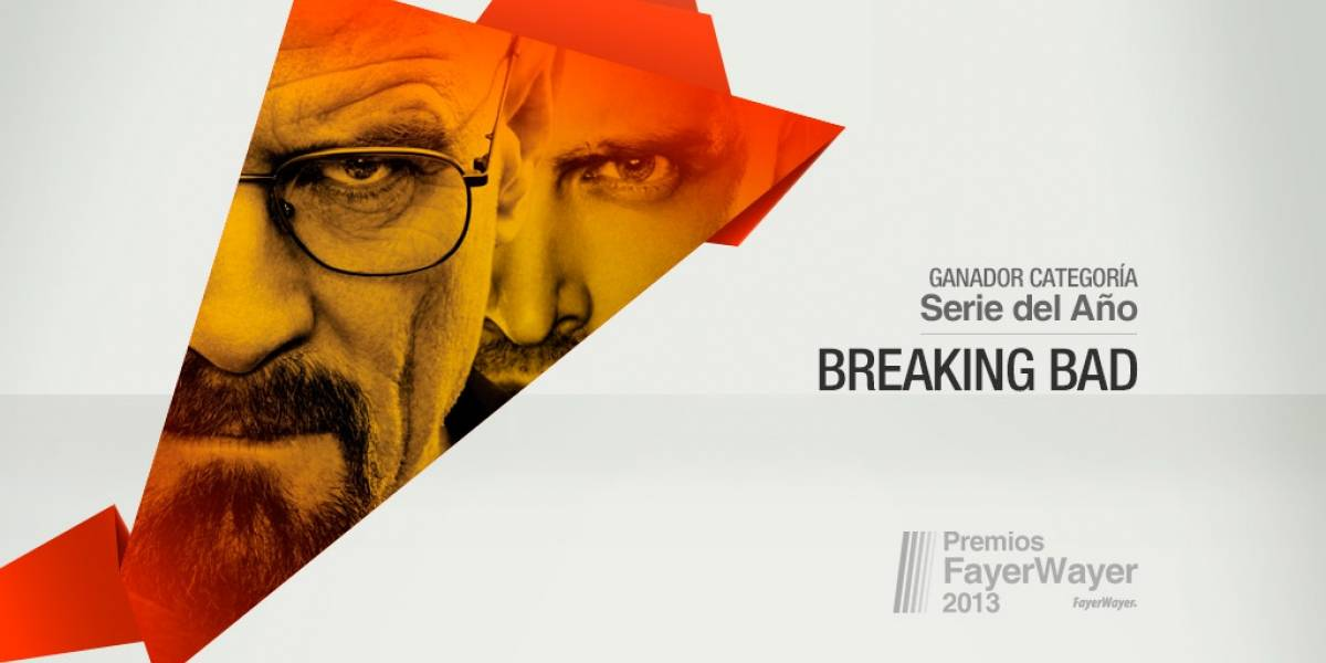 Breaking Bad elegida la serie de 2013