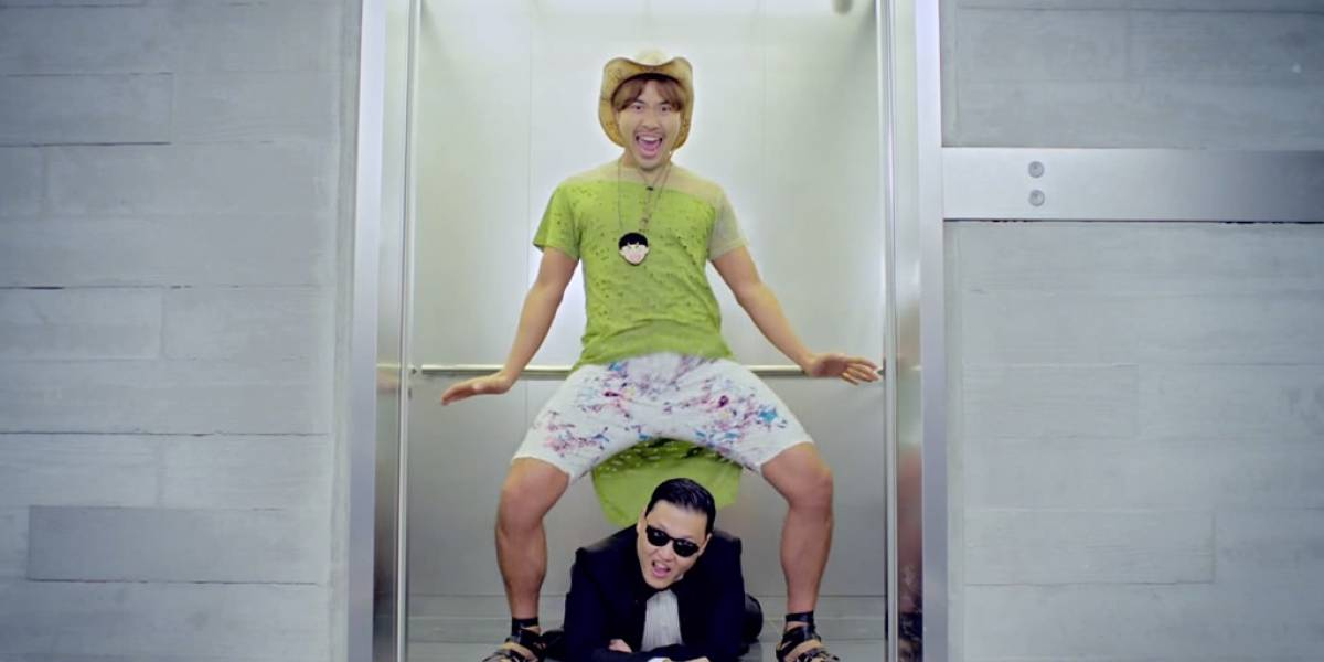 "El video de Gangnam Style ""rompe"" YouTube"