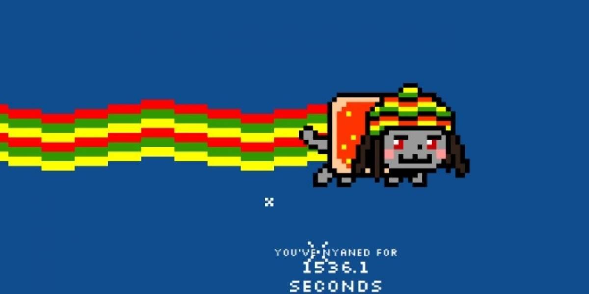 El Nyan Cat acaba de lanzar su soundtrack original, a la venta en iTunes