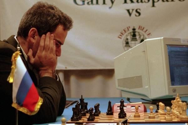 Deep Blue vs Garry Kasparov, a 20 años del triunfo de la máquina sobre el  hombre
