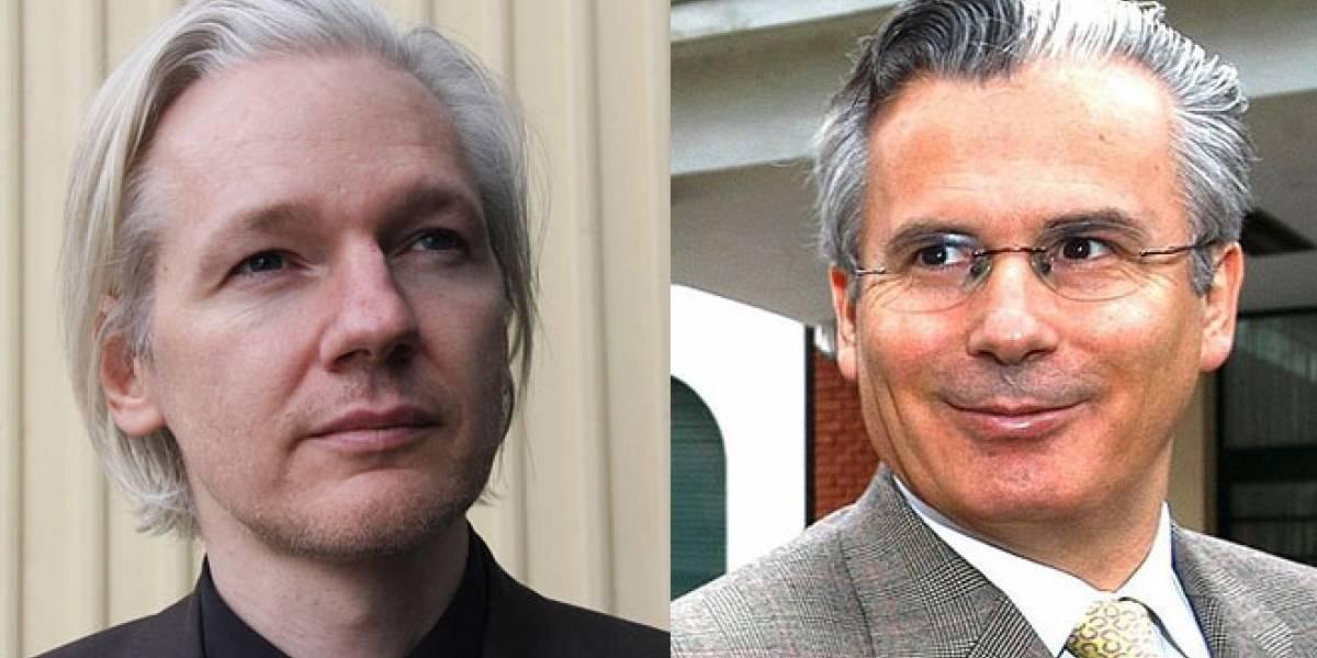 El español Baltasar Garzón defenderá a Julian Assange