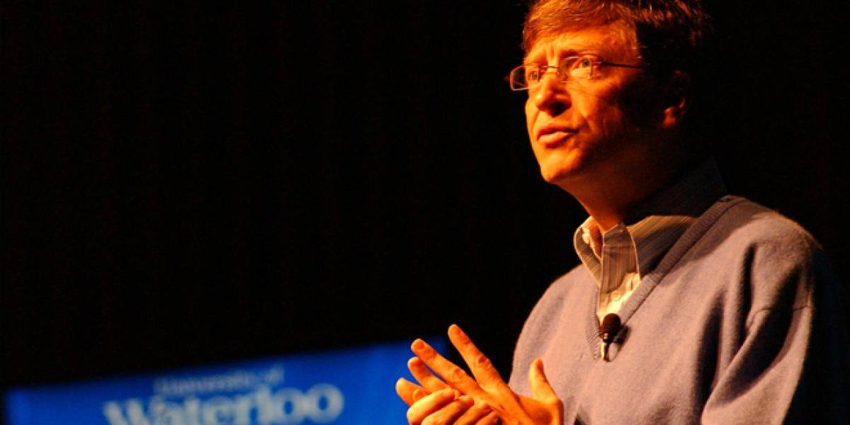 Bill Gates alaba al nuevo tablet Surface