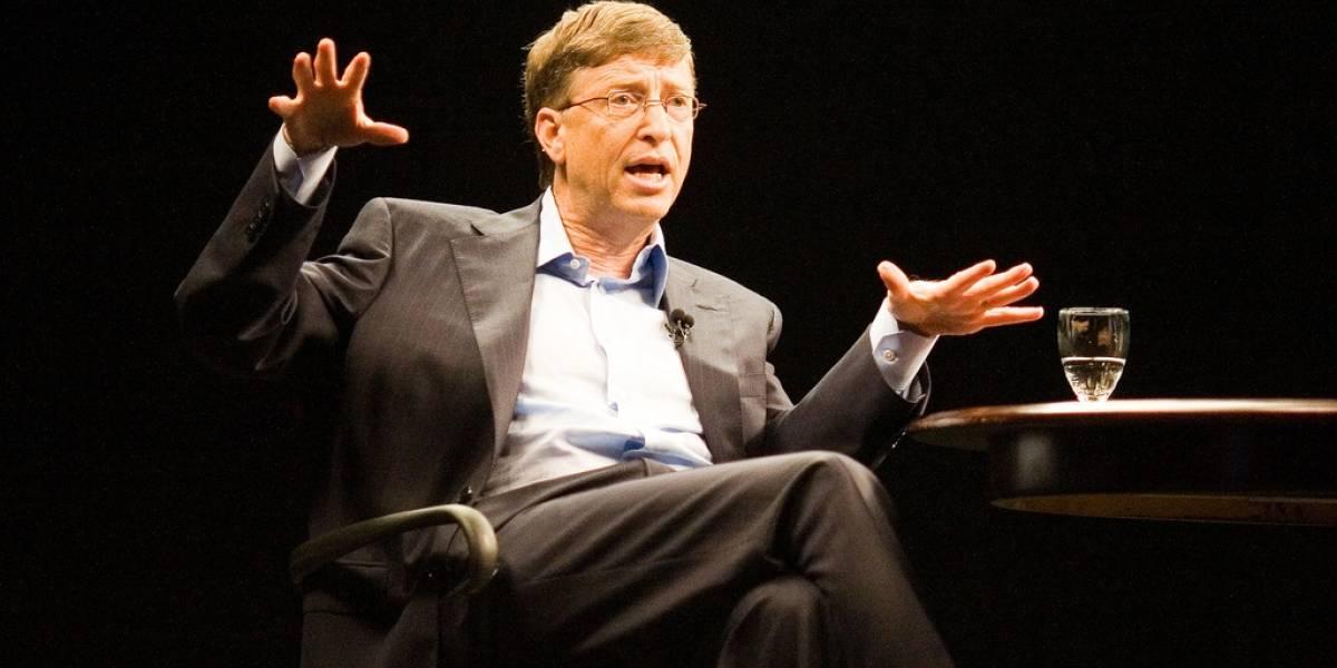 Bill Gates habla de Facebook, Snowden y el futuro del planeta