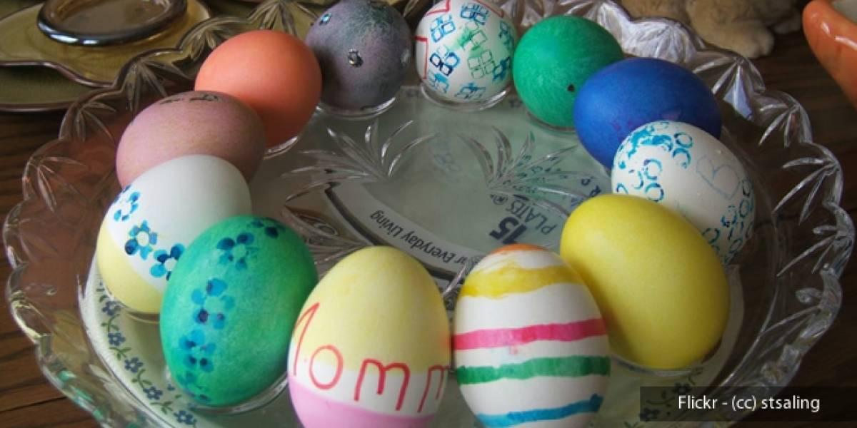 El Origen de: Los Huevos de Pascua