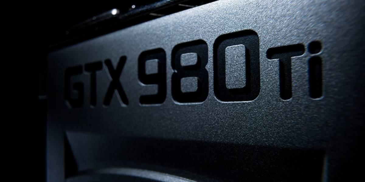 NVIDIA presenta nueva tarjeta de video con mejoras en resoluciones 4K