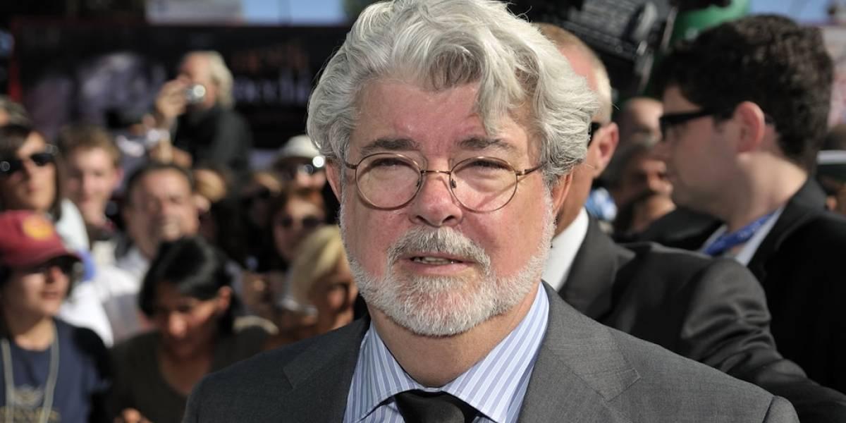 """George Lucas criticó El Despertar de la Fuerza y tildó de """"esclavistas blancos"""" a Disney"""