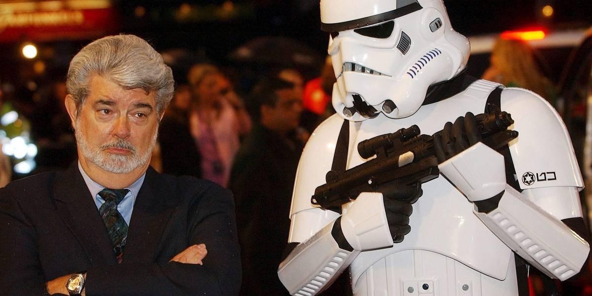 George Lucas no ha usado Internet desde el año 2000