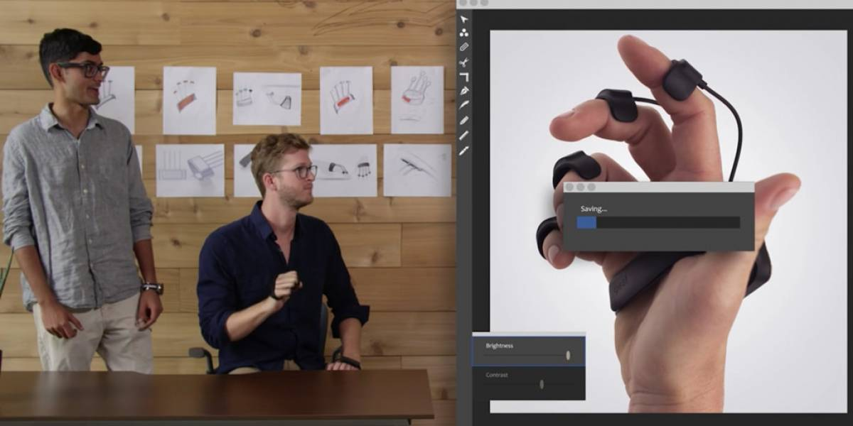 Este gadget quiere que te olvides del teclado y el mouse