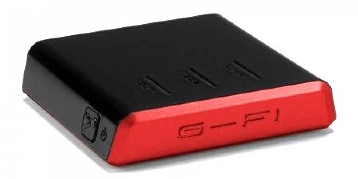 PosiMotioi G-Fi VS: Primer Hub completamente inalámbrico para videojuegos