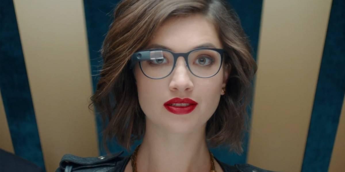 Próxima versión de Google Glass llegará el próximo año y tendrá procesador Intel