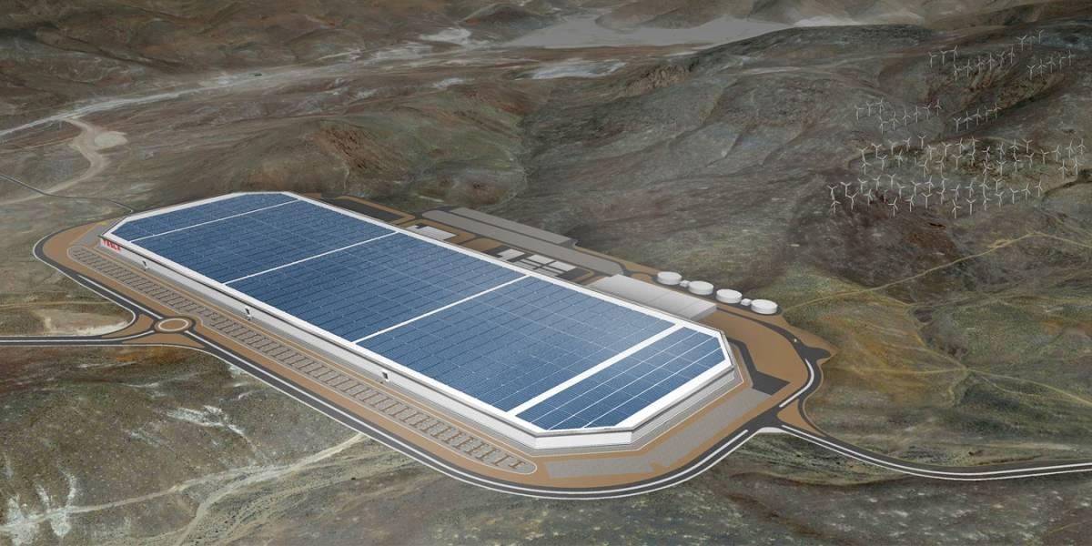 Tesla ha puesto cargos contra un periodista que se metió a su planta de baterías conocida como Gigafactory