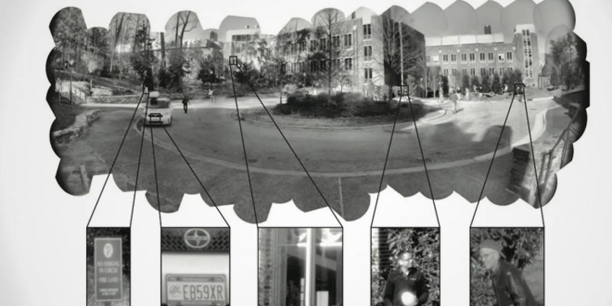 Crean un prototipo de cámara que puede llegar a capturar imágenes de 50 gigapíxeles