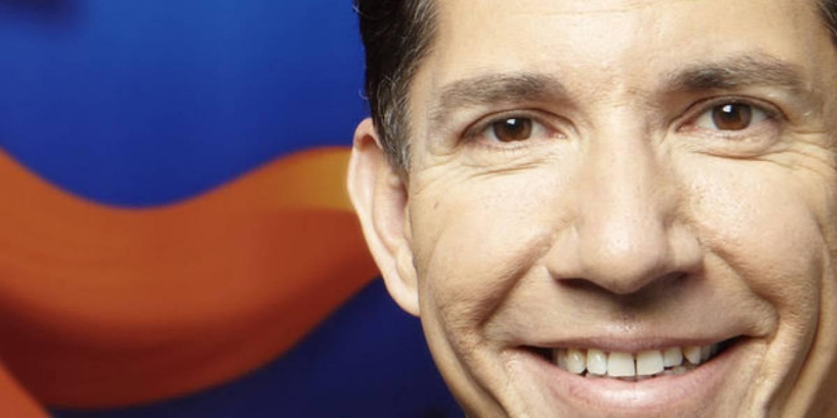 CEO de Mozilla anuncia que dejará su cargo a finales de 2013