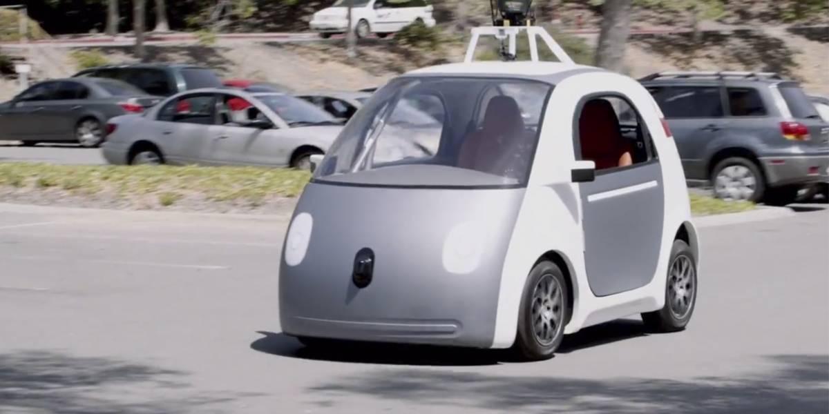 El automóvil que se maneja solo de Google deberá tener un volante