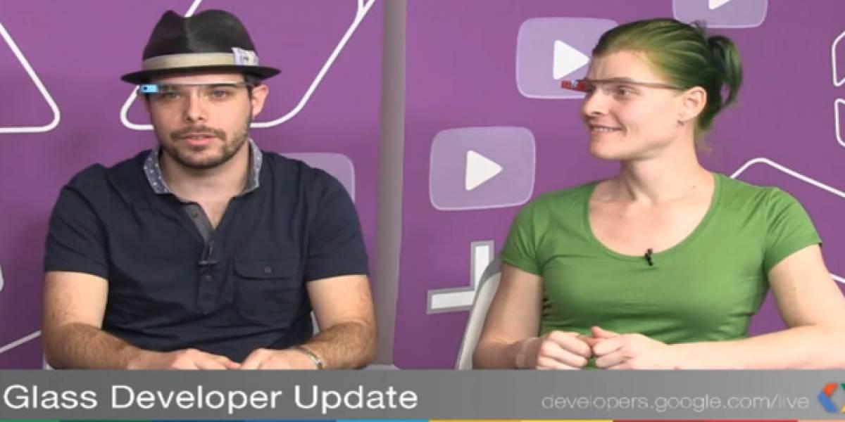 Google invita a desarrolladores para Google Glass