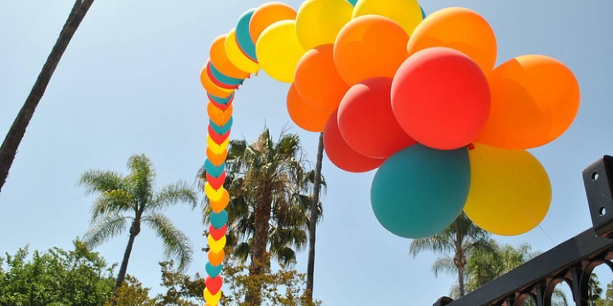 El origen de... los globos