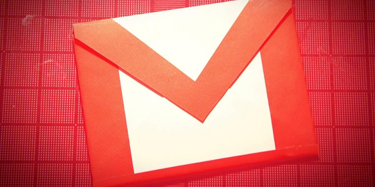 PDI advierte sobre correo electrónico falso de Gmail