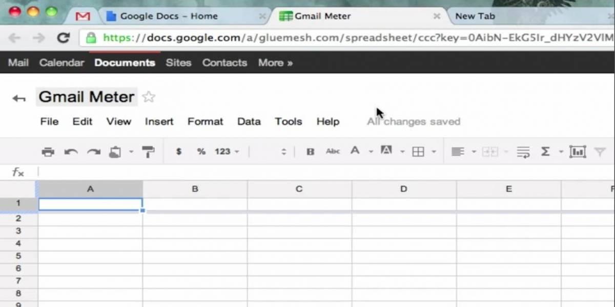 Gmail Meter: Ahora Google integra estadísticas a la bandeja de entrada de tu correo