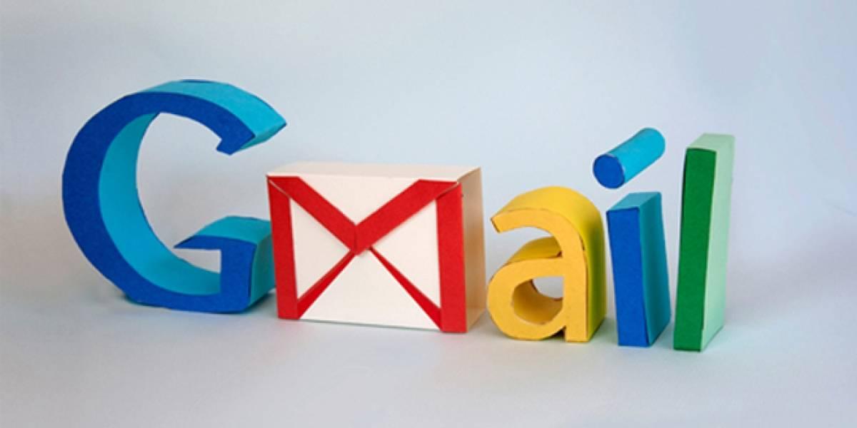Gmail se integra con Drive y permitirá adjuntar archivos de hasta 10GB en un e-mail