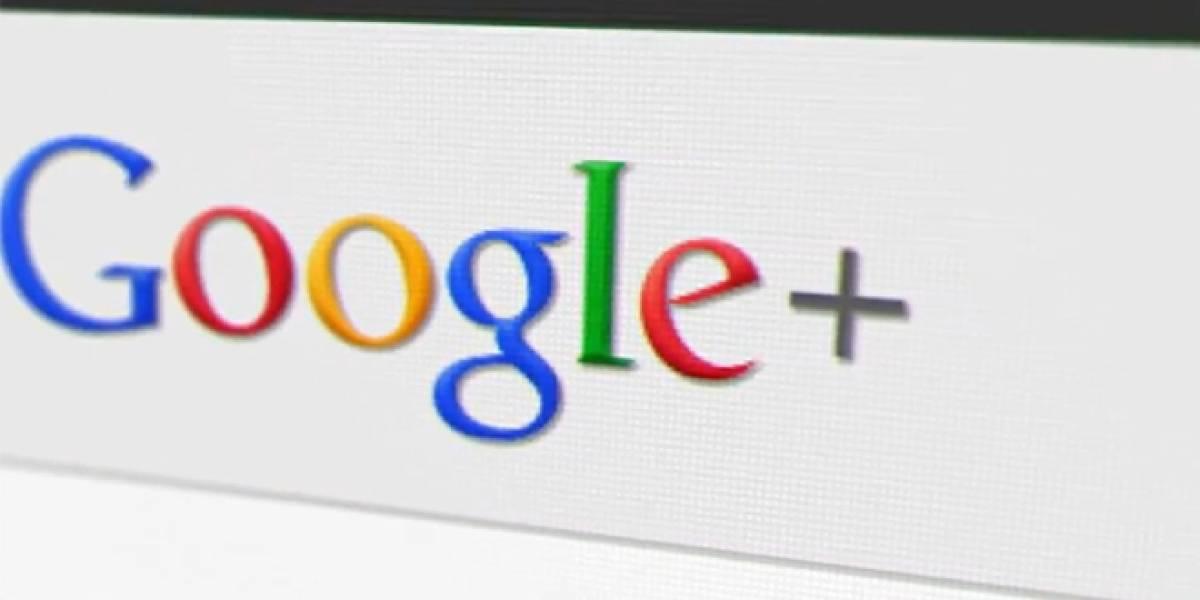 Google+ ahora permite subir fotografías a tamaño completo