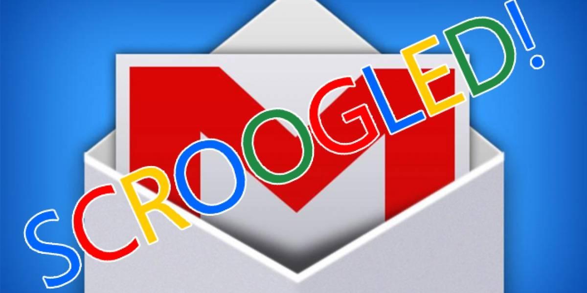 Microsoft lanza nuevamente campaña que acusa a Google de no respetar la privacidad