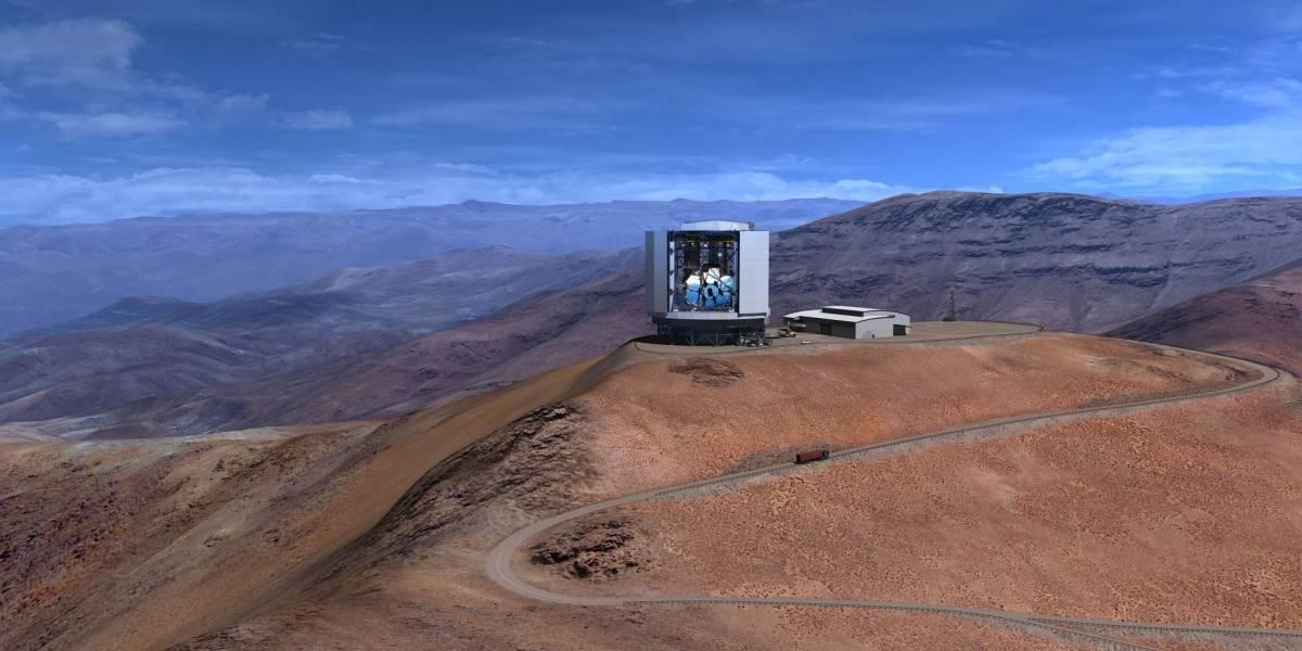Presidenta Bachelet inaugura construcción del telescopio más grande del mundo