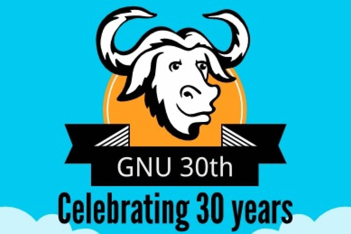 ¡Felices 30 años del Software Libre!